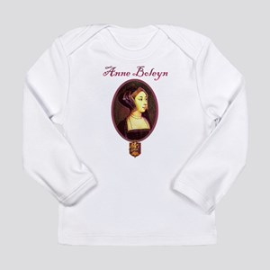 Anne Boleyn - Woman Long Sleeve Infant T-Shirt