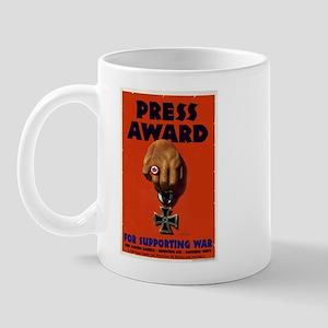 Press Award Mug