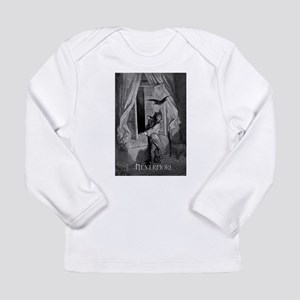 Nevermore Long Sleeve Infant T-Shirt