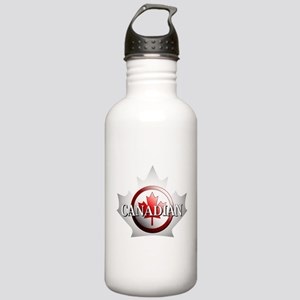 I be Canadian Stainless Water Bottle 1.0L