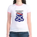 18TH INFANTRY REGIMENT Jr. Ringer T-Shirt