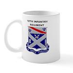 18TH INFANTRY REGIMENT Mug