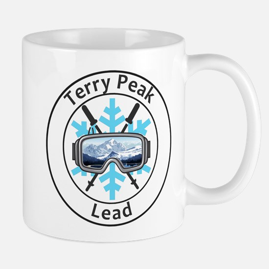 Terry Peak - Lead - South Dakota Mugs