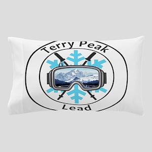 Terry Peak - Lead - South Dakota Pillow Case