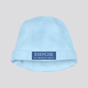 TOP Workout Slogan baby hat