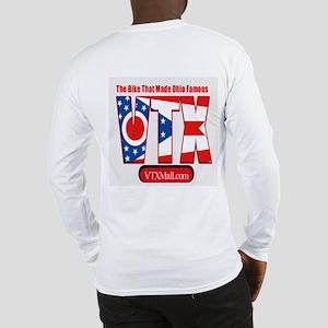 VTXMALL Small Long Sleeve T-Shirt