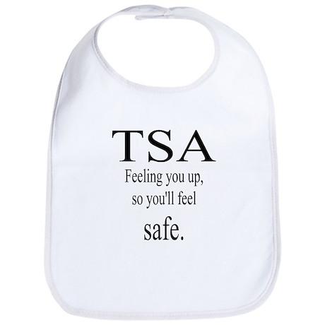 TSA feeling Bib