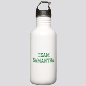 TEAM SAMANTHA Stainless Water Bottle 1.0L