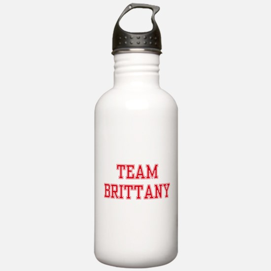TEAM BRITTANY Water Bottle