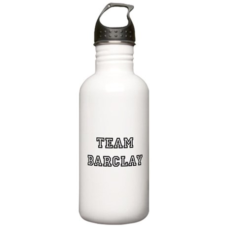 TEAM BARCLAY T-SHIRTS Stainless Water Bottle 1.0L