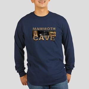 ABH Mammoth Cave Long Sleeve Dark T-Shirt