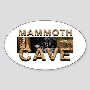 ABH Mammoth Cave Sticker (Oval)