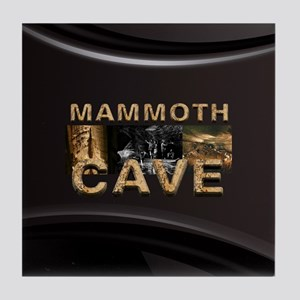 ABH Mammoth Cave Tile Coaster