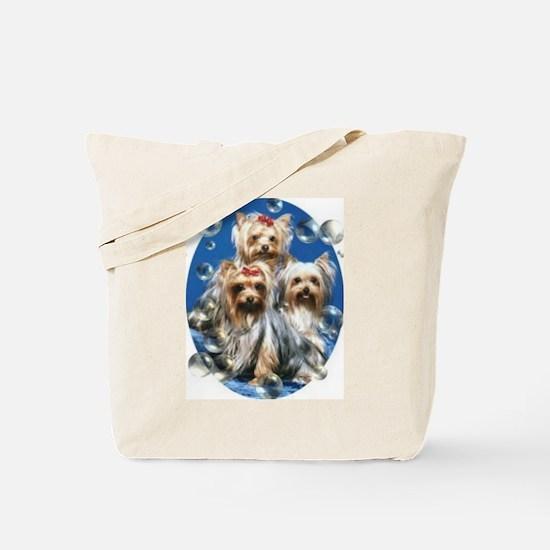 YorkieMania Tote Bag
