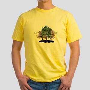ABH Cuyahoga Valley Yellow T-Shirt