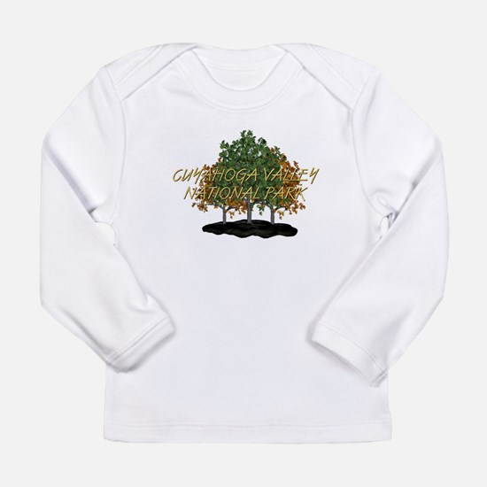 ABH Cuyahoga Valley Long Sleeve Infant T-Shirt