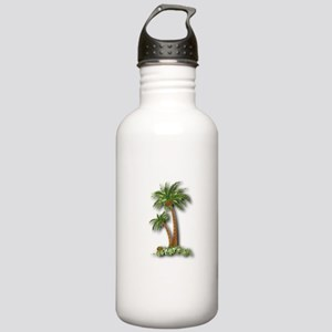 Twin palms Stainless Water Bottle 1.0L