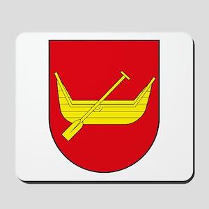 Lodz Coat of Arms Mousepad