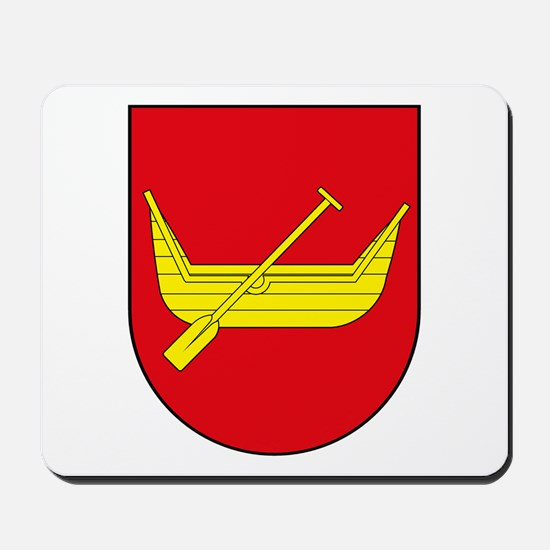 Lodz Coat of Arms Mousepad