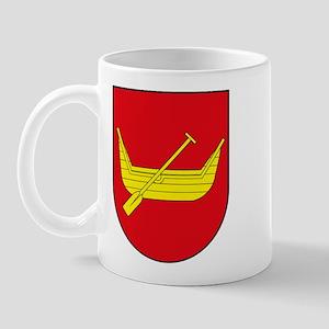 Lodz Coat of Arms Mug
