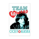 Team EDward Mini Poster Print