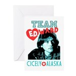 Team EDward Greeting Cards (Pk of 10)