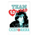 Team EDward Postcards (Package of 8)