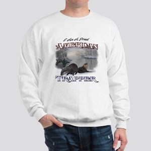 Proud American Trapper Sweatshirt