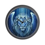 Winged Lion Wall Clock
