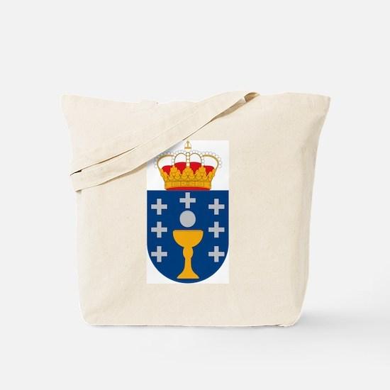 Galicia Coat of Arms Tote Bag