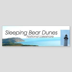 ABH Sleeping Bear Dunes Sticker (Bumper)