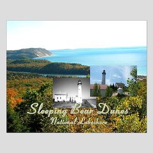 ABH Sleeping Bear Dunes Small Poster