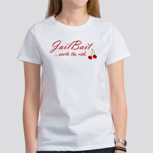 Jailbait Women's T-Shirt