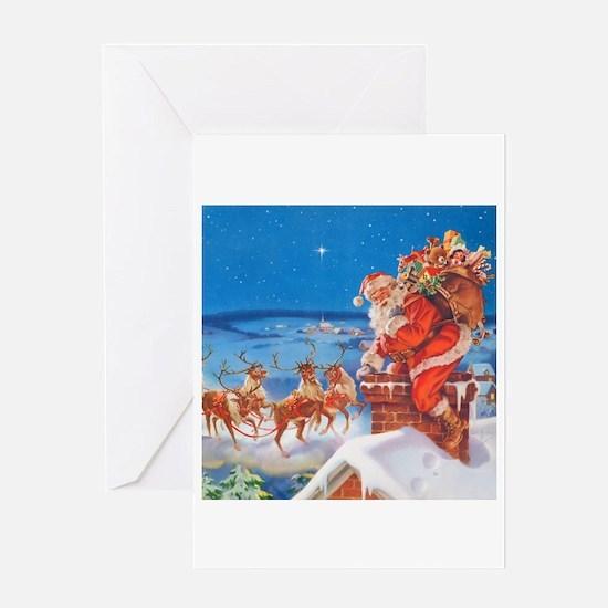 Funny Christmas Eve Greeting Cards Cafepress
