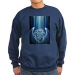 Winged Lion Sweatshirt (dark)