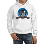 She Thinks My Log Trucks Sexy Hooded Sweatshirt