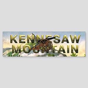 ABH Kennesaw Mountain Sticker (Bumper)