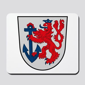 Dusseldorf Coat of Arms Mousepad