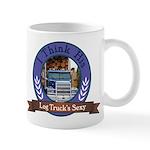 I Think His Log Trucks Sexy Mug