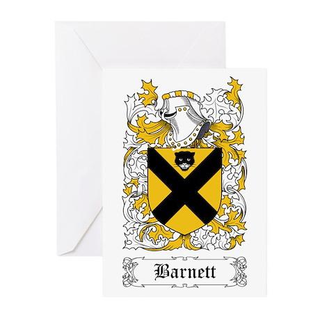 Barnett Greeting Cards (Pk of 10)