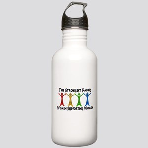Women Supporting Women Stainless Water Bottle 1.0L