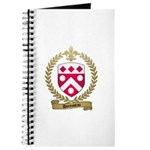 DUROSSEAU Family Crest Journal