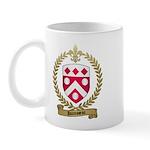 DUROSSEAU Family Crest Mug