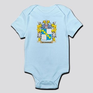 Stubbings Family Crest - Coat of Arms Body Suit