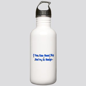 In Range Stainless Water Bottle 1.0L