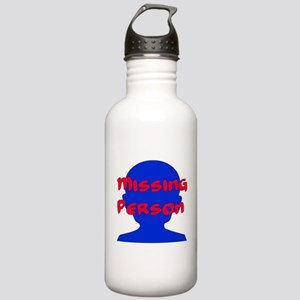Missing Person Stainless Water Bottle 1.0L