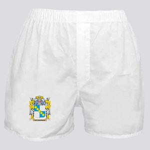 Stubbings Family Crest - Coat of Arms Boxer Shorts