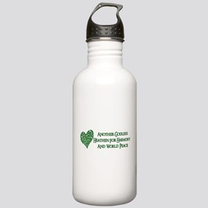 Godless Heathen For Pe Stainless Water Bottle 1.0L