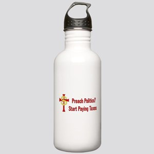 Tax The Churches Stainless Water Bottle 1.0L