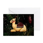 Baby Camel Christmas Greeting Cards (Pk of 1